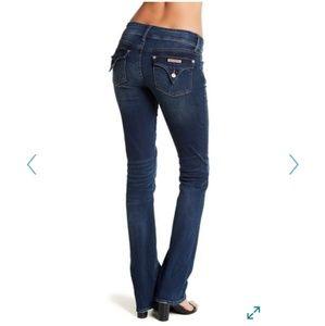 Hudson Bootcut Jeans Size 27